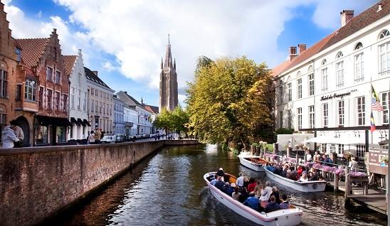 Bruges - host city of EDEN19