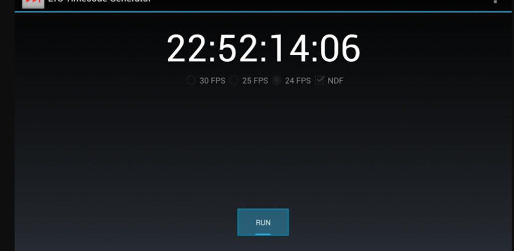 LTC Timecode
