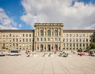 Hauptgebäude ETH Zürich