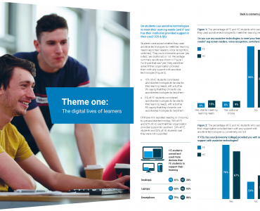 JISC Digital experience insights survey 2019