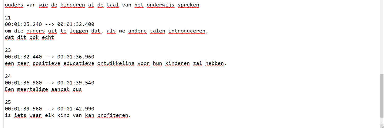 webvtt subtitle validator