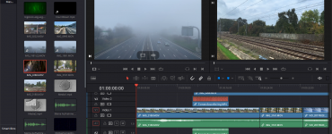 DaVinci Resolve 17 Professional Editing
