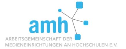 Arbeitsgemeinschaft der Medieneinrichtungen an Hochschulen