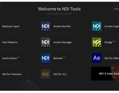 NDI5 Tools